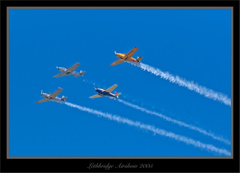 Lethbridge Air Show 2005