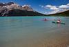 Kayaking Bow Lake