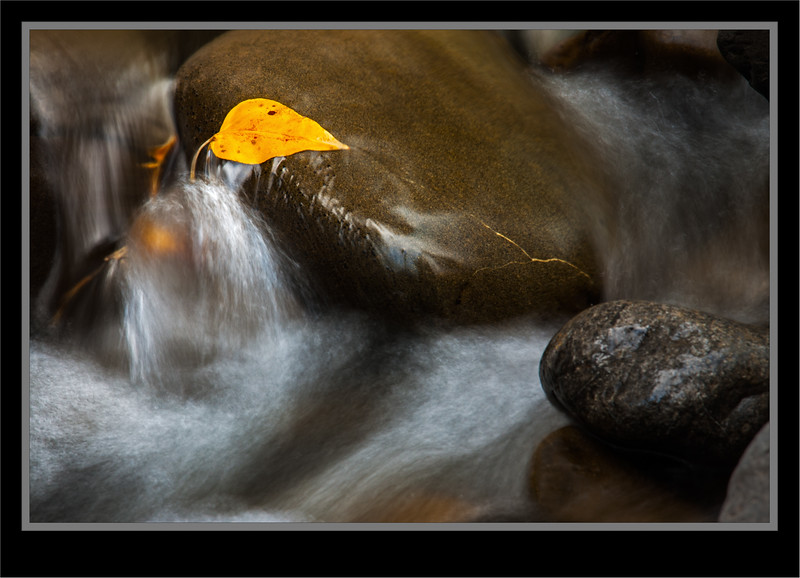 Sheep River Cascade
