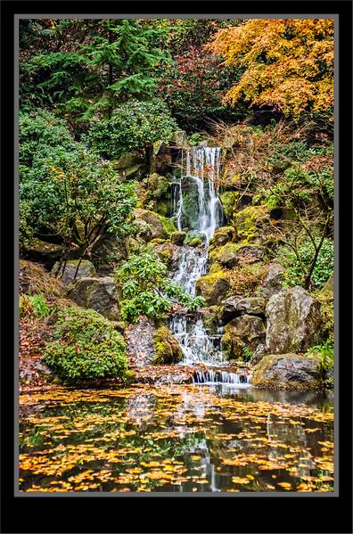 Japanese Gardens -Portland Oregon