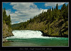 Bow Falls - Banff National Park