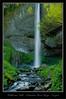 Wahkeena Falls - Columbia River Gorge - Oregon
