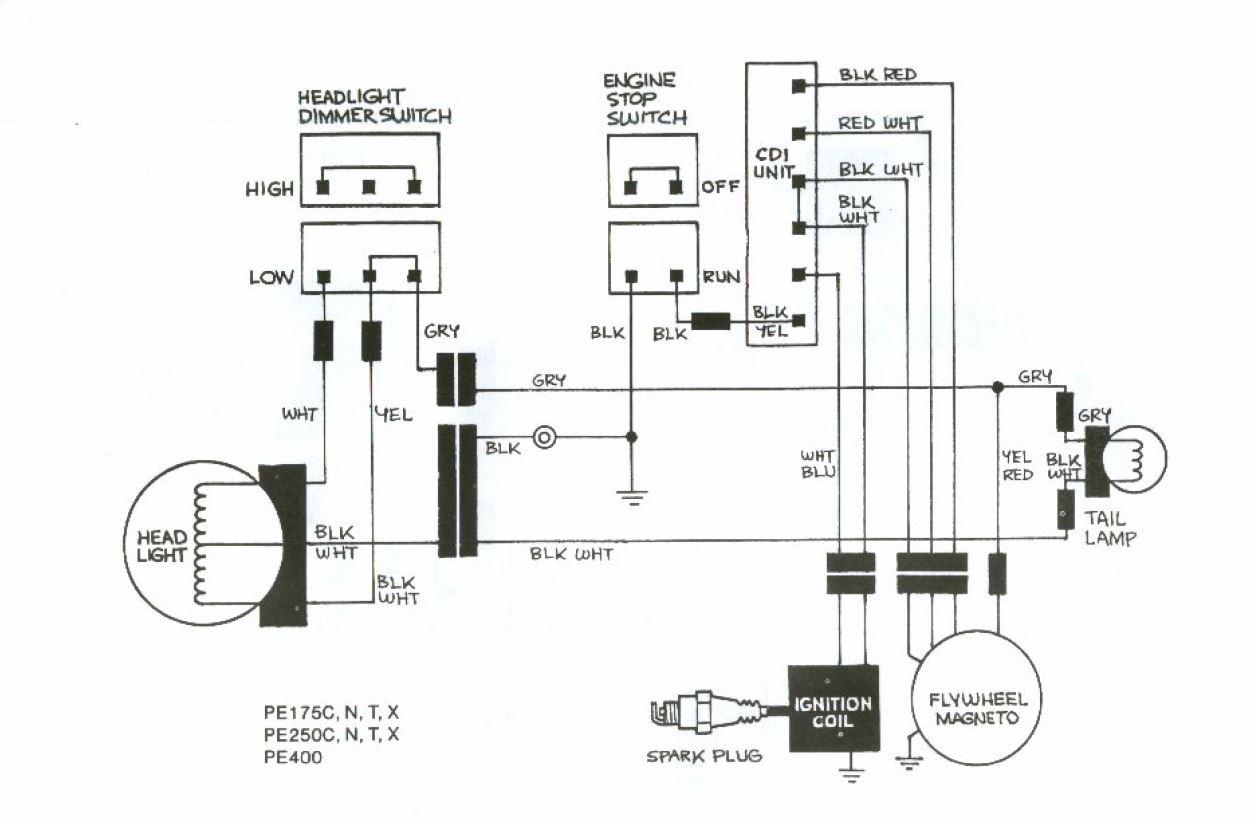 suzuki pe 175 wiring diagram enthusiast wiring diagrams u2022 rh rasalibre co electrical diagram powerpoint electrical diagram practice