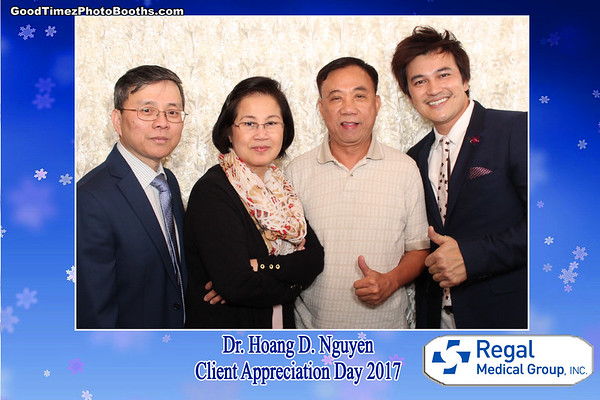Dr Hoang D Nguyen Appreciation Day 2017