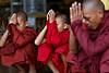 Enfants moines - Myanmar (Birmanie)