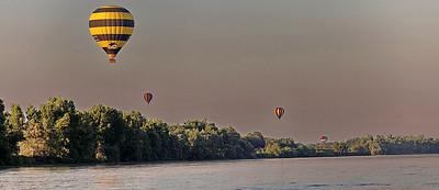 Montgolfiere, Loire