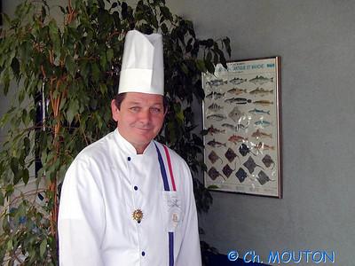 Chef Dominique BIRRE C-Mouton