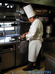 Cuisinier Alain NONNET