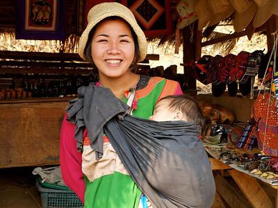 Sourire thaï