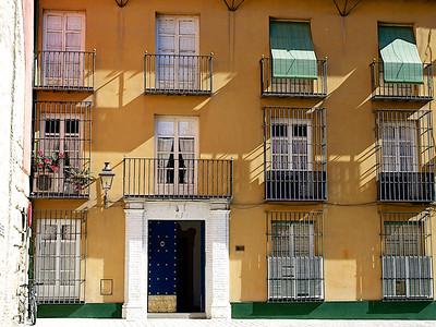 Lmières, ombres et... balcons !
