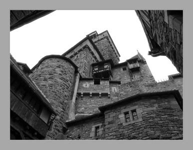 Une imposante forteresse