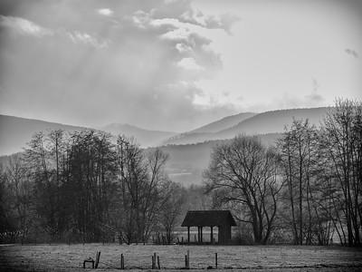 Le Kochersberg, au pied des Vosges du Nord - Alsace