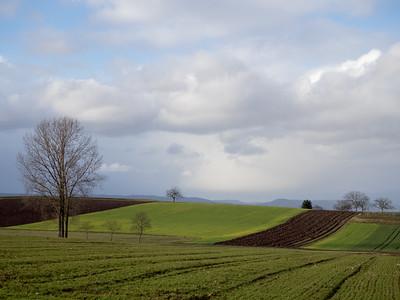 Le printemps arrive dans le Kochersberg - Alsace
