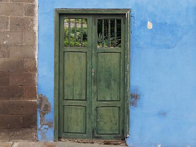 La porte du jardin - Tenerife