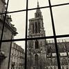 Une vue inhabituelle sur la cathédrale