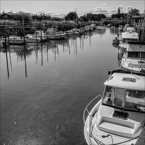 Port ostréicole de Gujan-Mestrac