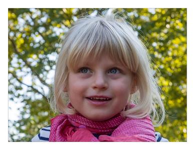 Mathilda, 5 ans