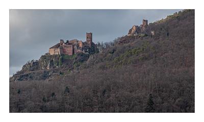 Les châteaux de Saint-Ulrich et du Girsberg