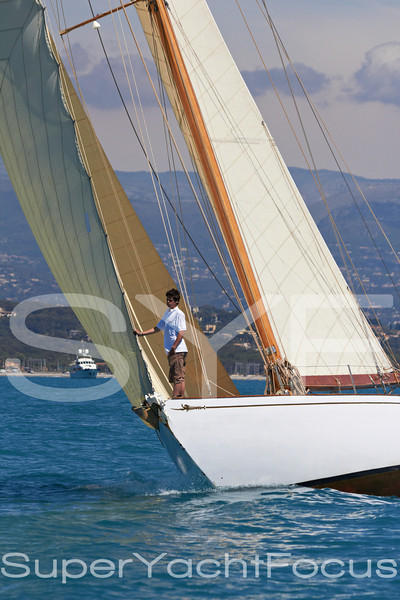 Voiles d`Antibes 2013