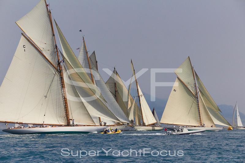 Voiles D'Antibes 2014