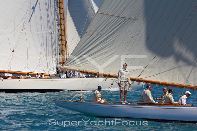 Voiles d`Antibes 2013