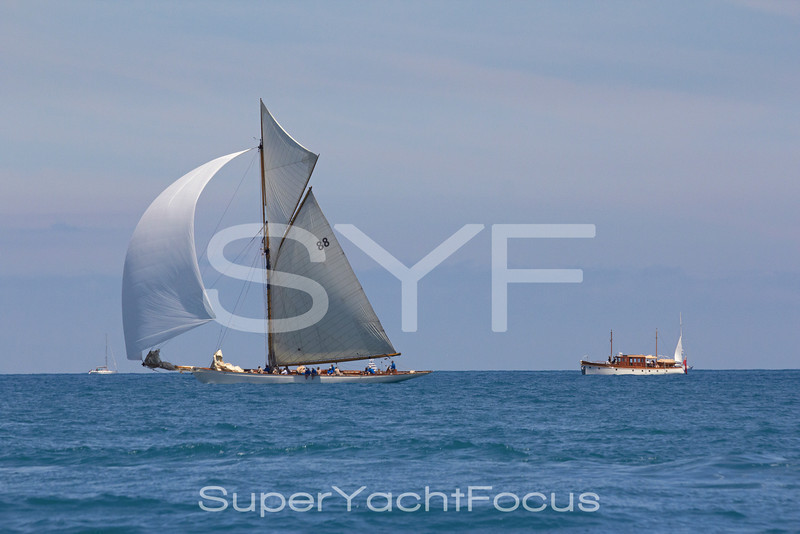 Moonbeam III, Voiles d`Antibes 2013