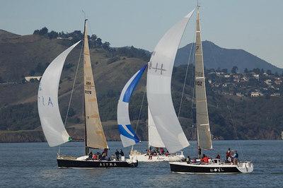 Golden Gate Yacht Club Seaweed Soup Regatta, 1/6/07