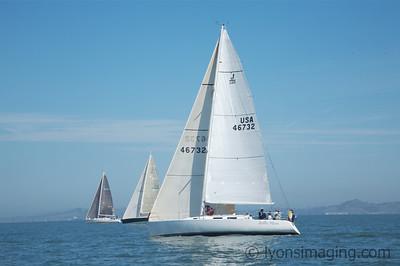 StFYC J105 Ocean Race 3/31/07