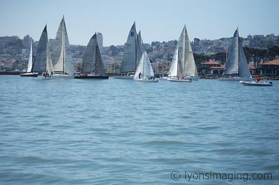 Encinal YC Coastal Cup, 6/21/07