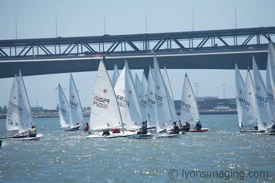 Summer Sailstice, Emeryville Flats, 6/23/07