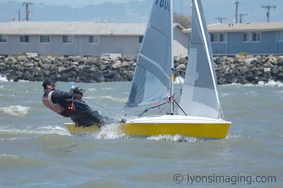 Treasure Island Sailing Center 505 Regatta, 6/17/07