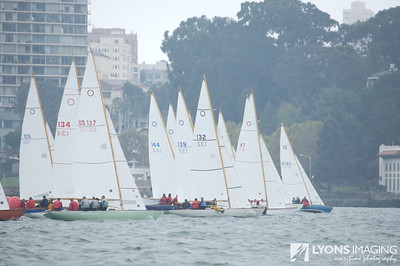 IKC races 9 & 10, SFYC, 9/8/07