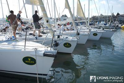 Rolex Big Boat, day 1, 9/13/07