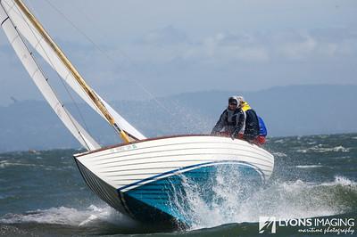 San Francisco Cup (Folkboats), day 2, 9/19/07