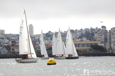 Singlehanded Folkboats, 10/14/07