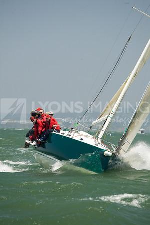 SFYC J-120 & Express 37 regatta