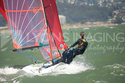 US Sailing Youth Champs, regatta day 2, 6/30/08