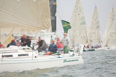 Rolex Big Boat Series, day 3, 9/13/08