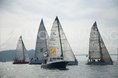 Rolex Big Boat Series, day 4, 9/14/08