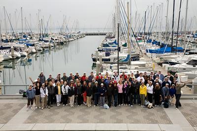 SKYY corporate team-building regatta