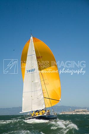 StFYC Aldo Alessio day 1 ocean race