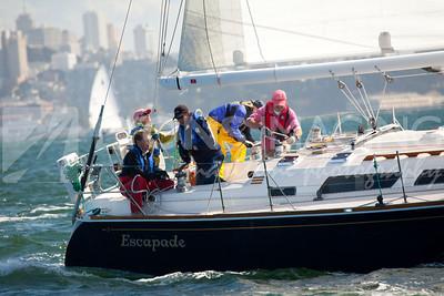 SYC Women Skippers Regatta, 10/14/09