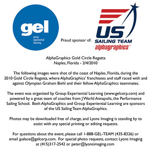 GEL US Sailing AlphaGraphics intro