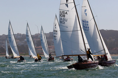 Folkboat SF Cup 2013 races 3 & 4