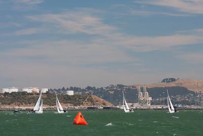 US Sailing CHUBB Junior Championships day 2