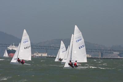 US Sailing CHUBB Junior Championships day 3
