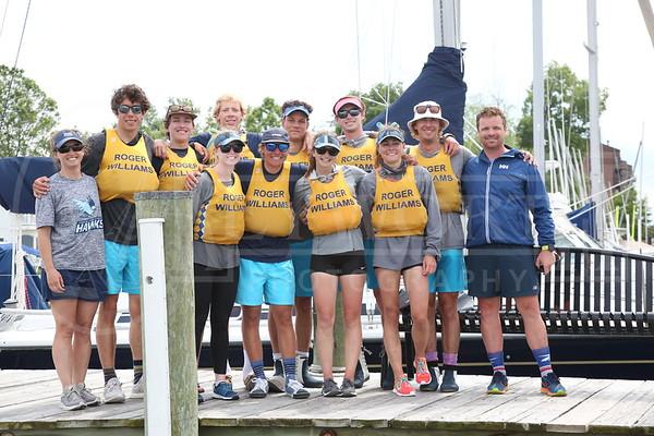 2021 College Nationals Team Race winners