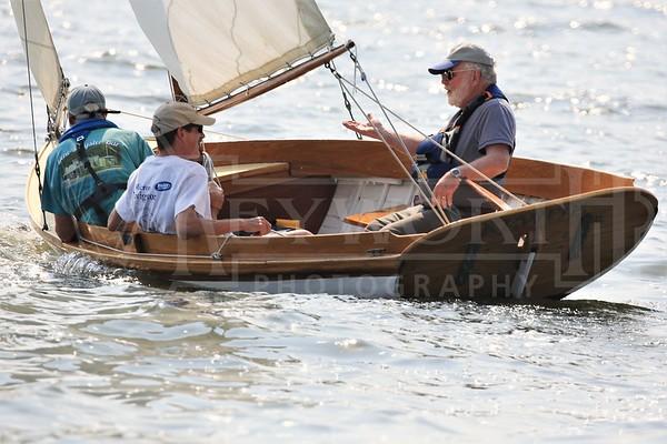 Annapolis Wooden Boat Regatta EYC 9-12-2021