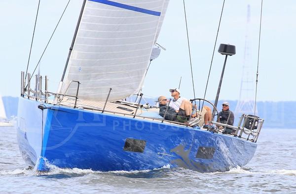 Chessie Racing A2N Start Annapolis 2021