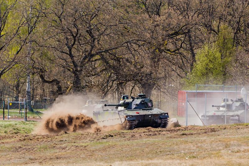 CV90 / Stridsfordon 90